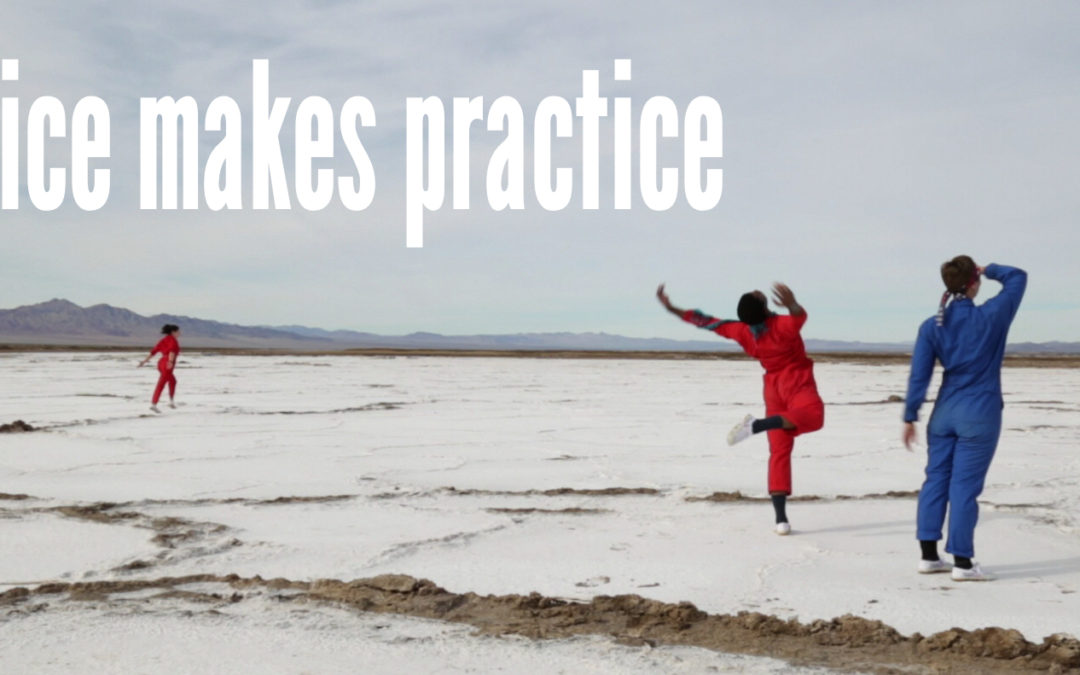 amd newsletter introducing: practice makes practice